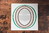 Ornamental Copper Ketubah | Jewish/Interfaith Wedding Certificate | Hand-Painted Watercolor, Giclée Print