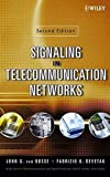 img - for Signaling in Telecommunication Networks by John G. van Bosse (2006-11-28) book / textbook / text book