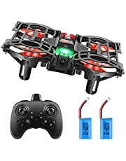 Mini Drone for Kids,Infrared Induction 360° Rotating Hand Controlled Drone for Kids Adults, Quadcopter with Auto Hovering, Headless Mode,Best Gift Toy for Boys and Girls