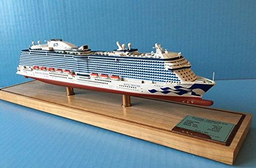 royal-princess-post-2016-refit-cruise-ship-model-1900-scale-display-series