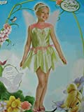 Child Size Tinkerbell Halloween and Pretend Costume (Size 7-8)