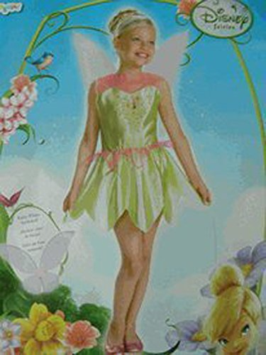 Child Size Tinkerbell Halloween and Pretend Costume (Size 7-8) (Halloween Cstume)