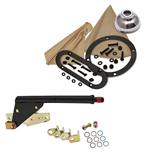 American Shifter 489782 6 4L60 Shifter E Brake Trim Kit for EBC31