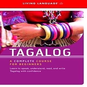 Tagalog (Unabridged) Audiobook