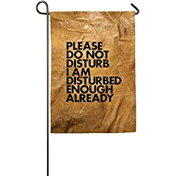SYY Pop Music Game Welcome Home Flag 12*18 Inch