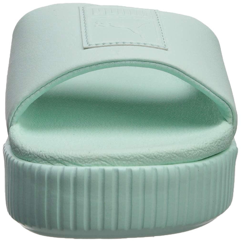 f758647d1ba Amazon.com  PUMA Women s Platform Slide Sandal  Shoes