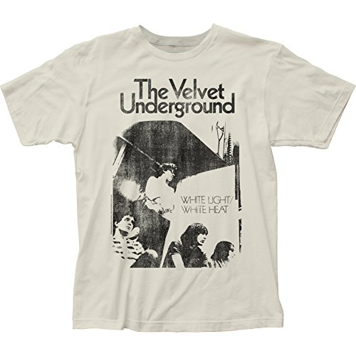 Band Xxl Shirts (Velvet Underground- White Light/White Heat T-Shirt Size XXL)