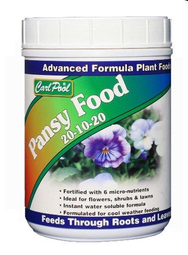 Pansy Food 20-10-20 3 Lbs