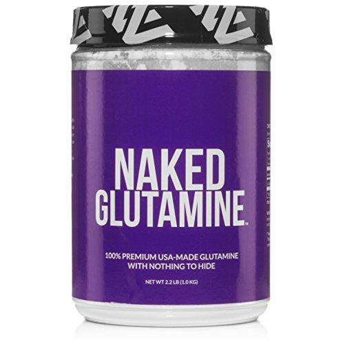 Pure L-Glutamine Made in the USA – 200 Servings – 1,000g, 2.2lb Bulk, Vegan, Non-GMO, Gluten and Soy Free. Minimize Muscle Breakdown & Improve Protein Synthesis. Nothing Artificial Review