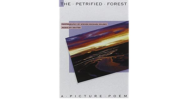 The Petrified Forest DVD NTSC 2011 by Stephen Michael Valdez ...