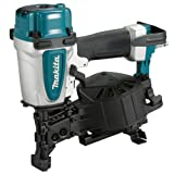 "Makita AN454 1-3/4"" Coil Roofing Nailer"