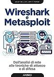 Wireshark e Metasploit: Dall'analisi di rete alle tecniche di attacco e di difesa (Italian Edition)