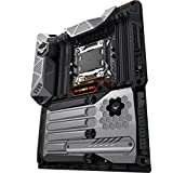 ASUS TUF X299 MARK I LGA2066 DDR4 M.2 USB 3.1 DUAL LAN X299 ATX Motherboard for Intel Core X-Series Processors