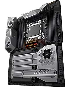 ASUS TUF X299 MARK I LGA2066 DDR4 M.2 USB 3.1 DUAL LAN X299 ATX Motherboard for Intel Core X-Series Processors