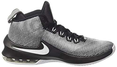 Air 's Men Black NIKE Infuriate White Black Black Basketball Max Mid Shoes 5Eq88da