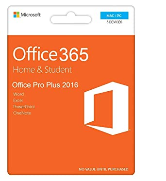 Office 365 Student / Home (Word, Excel, PowerPoint, Outlook   ) | 5 Users  Lifetime Account Validity | DOWNLOAD
