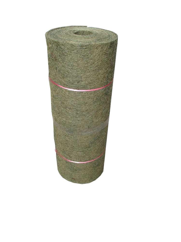 ヤシマット ロール 幅1m×長さ10m×厚み10mm(緑色) 園芸用シート ガーデニング ハンギングバスケットなどに B00T901L9G