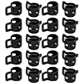 uxcell 20 Pcs 8mm Spring Band Type Action Fuel Hose Pipe Low Pressure Air Clip Clamp