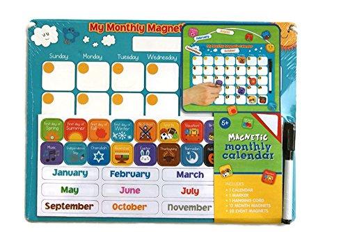 Horizon Group USA Magnetic Calendar product image