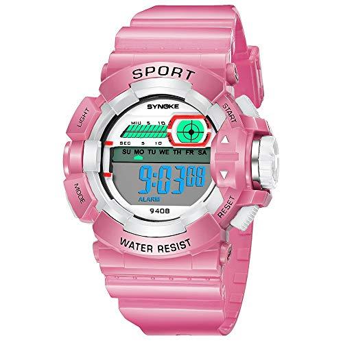 iNoDoZ Kids Watch,Waterproof Sports Watch LED Digital Children Boys Girls Student Date Wristwatch