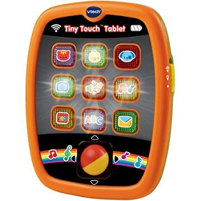 VTech Tiny Touch Tablet ( 1.10 x 5.51 x 6.69 Inches ): Toys & Games [5Bkhe0305256]