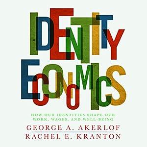Identity Economics Audiobook