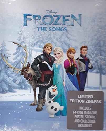 Disney Frozen - The Songs Limited Edition Zinepak
