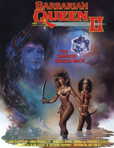 Barbarian Queen 2 - The Empress Strikes Back
