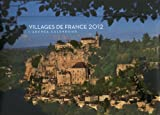 AGENDA CALENDRIER VILLAGES DE FRANCE 2012