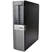 Dell Optiplex 980 Desktop Business Computer PC (Intel Core i5 CPU 3.2GHz, 8GB DDR3 Memory, 500GB HDD, DVD, Windows 10 Professional) (Certified Refurbished)