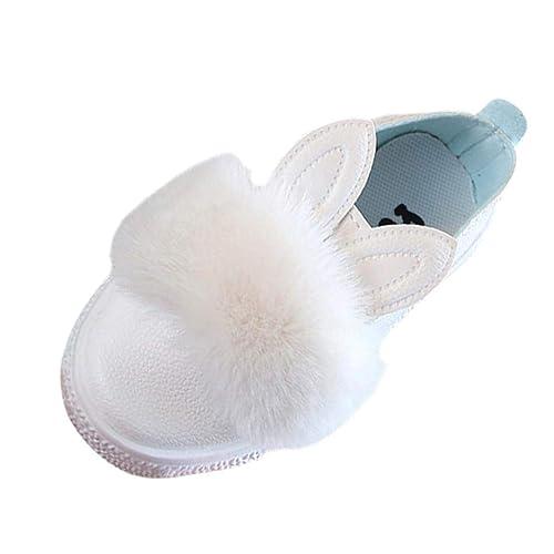 Scarpine Neonato Scarpe Neonato Unisex in PU Morbida - Pantofole Peluche  Antiscivolo del Coniglio per Le Ragazze  Amazon.it  Scarpe e borse c909f81fa9c