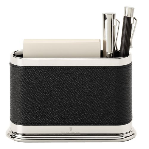 Graf von Faber-Castell Pen Holder Notebox (Black) by Graf von Faber-Castell