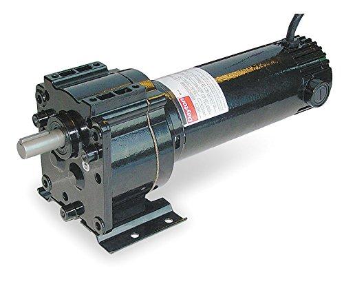 Dayton 1Z831 Gearmotor,94 RPM,12vdc - 1Z831