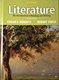 img - for Literature: An Introduction to Reading and Writing, AP Edition, Second Edition book / textbook / text book