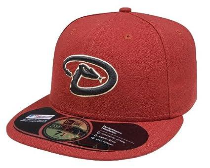 9e0493e179662 New Era MLB Arizona Diamondbacks Authentic On Field Game 59FIFTY Cap ...