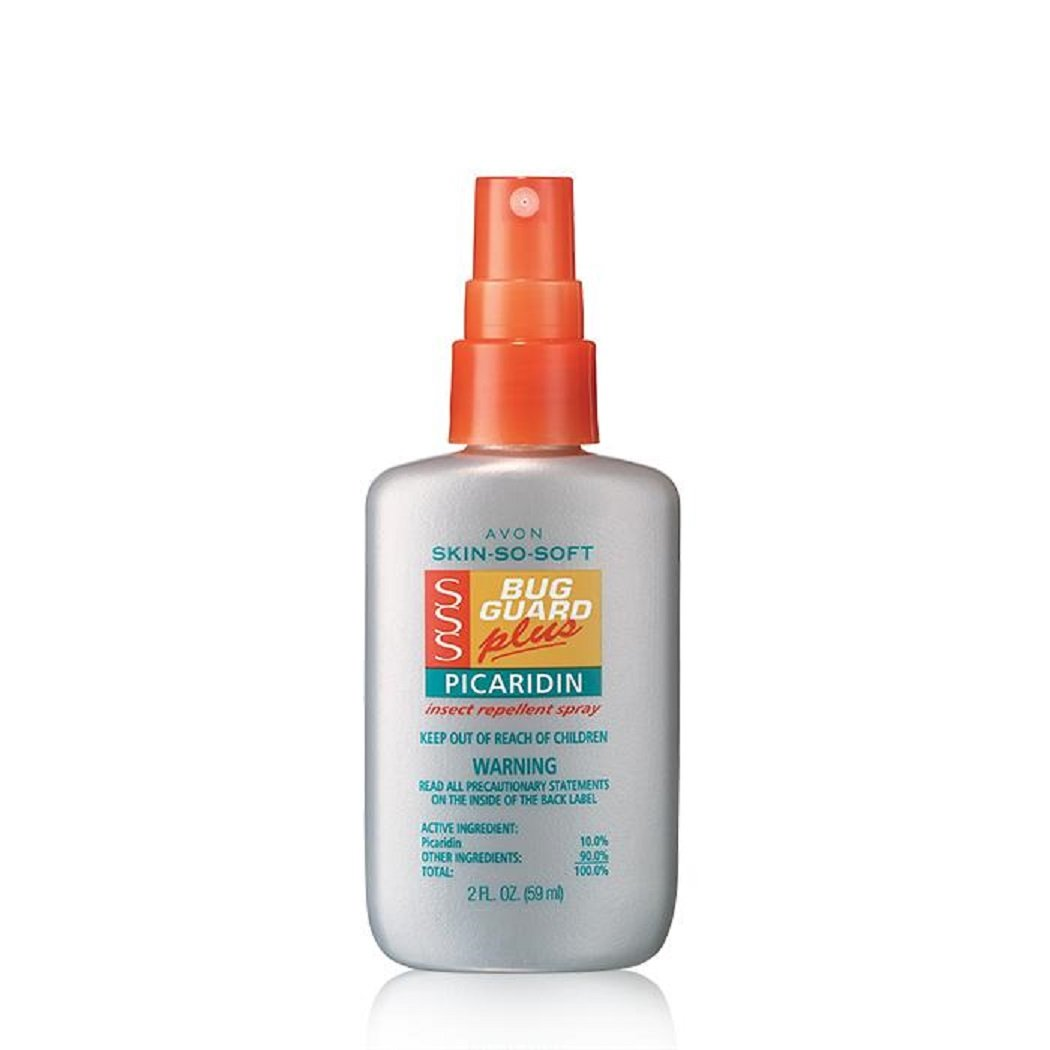 TSA-Approved Size Avon Picaridin Bug Guard Pump Spray, 2 oz by Generic (Image #1)
