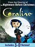 : Coraline (Single-Disc Edition)[Anaglyph 3D]