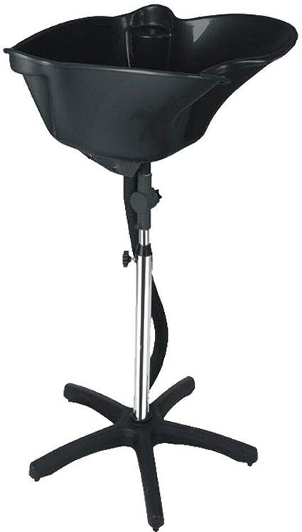 Nfudishpu Black Salon Portable Casque Coiffeur Mobile