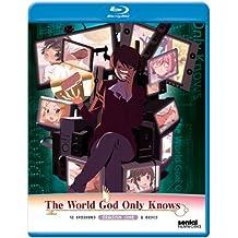 Kami nomi zo Shiru Sekai Season 1 Blu-ray