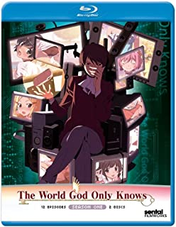 The World God Only Knows: Season One [Blu-ray] (B005XB8T54) | Amazon price tracker / tracking, Amazon price history charts, Amazon price watches, Amazon price drop alerts