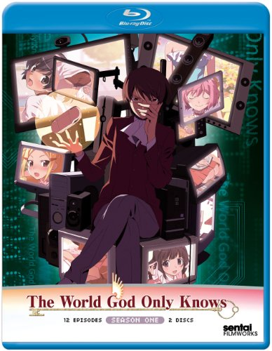 2012 World Series Game (The World God Only Knows: Season 1 [Blu-ray])