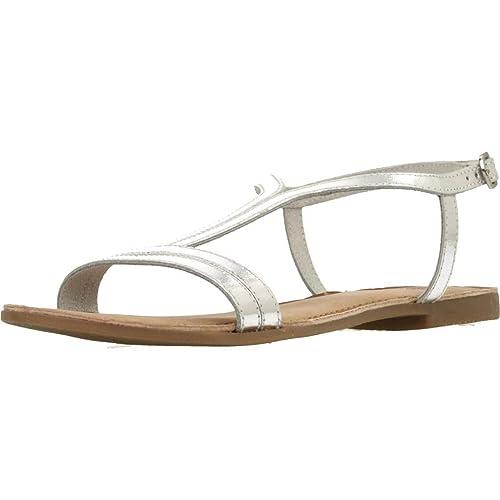 2805fc6f Sandalias y Chanclas para Mujer, Color Blanco, Marca GIOSEPPO, Modelo  Sandalias Y Chanclas para Mujer GIOSEPPO 40540G Blanco: Amazon.es: Zapatos  y ...
