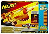 Nerf N-Strike Deploy CS-6 Dart Blaster - Refill and Reload