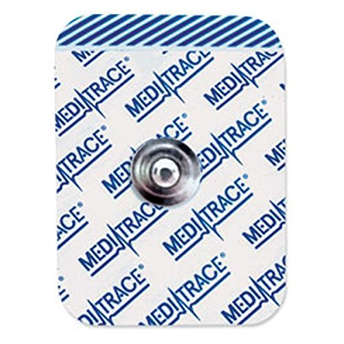 WP000-22450 22450 22450 Electrode Monitoring Medi-Trace 450 Foam/ Gel 1-3/8x1-7/8