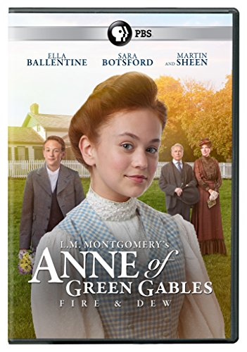 L.M. Montgomery's Anne of Green Gables Fire and Dew DVD by PBS Distribution