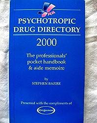 Psychotropic Drug Directory