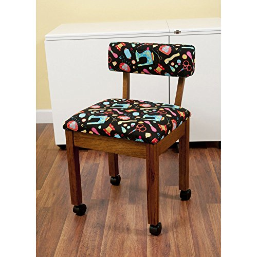 (Arrow Sewing Print Material Sewing Chair)