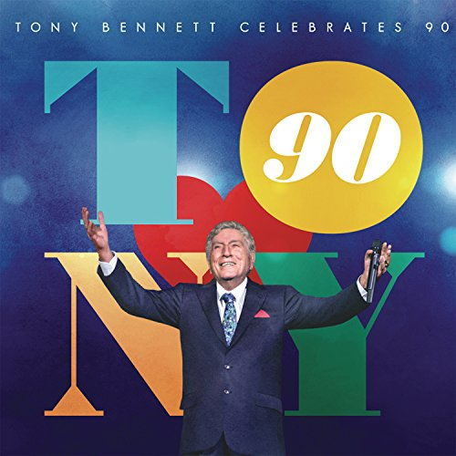 Tony Bennett Celebrates 90 CD and Booklet