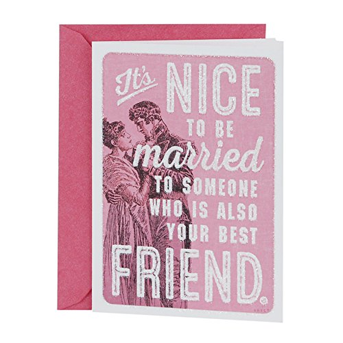 Hallmark Shoebox Funny Greeting Card (Vintage Illustration)
