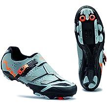 Northwave Man MTB XC shoes Scream SRS grey/black